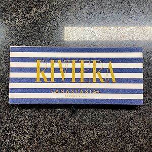 LIKE NEW - RIVIERA EYE PALETTE - ABH